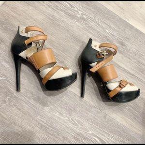 Michael Kors high heels sandals